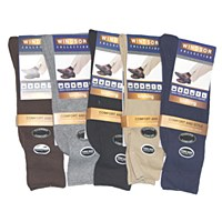 Windsor Collection Diabetic Walking Sock