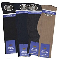 Windsor Collection Merino Wool Sock