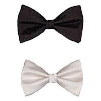 Big & Tall Silk Bow Tie