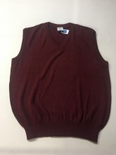 Big and Tall Knit Sweater Vest