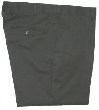 C&G Flat Front Dress Pant