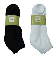 Vannucci  Ankle King Sized Sport Socks