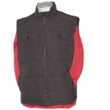 Perry Ellis Wellon Filled Transitional Vest