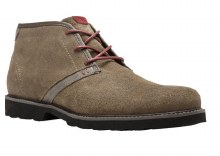 Dunham Revdash Chukka Waterproof Boot