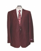 Biella Collection Pure Virgin Wool Blazer