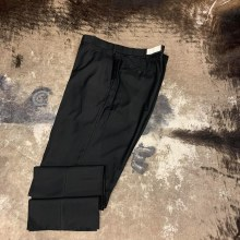 Cordovan & Grey Poly Dress Pant