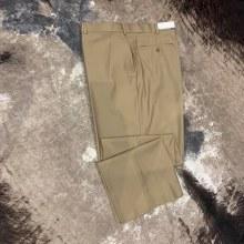 Cordovan & Grey Poly Dress Pant