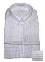 Summerfields No Iron Check Top