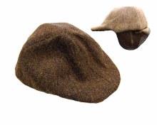 Magill Harris Tweed Cap