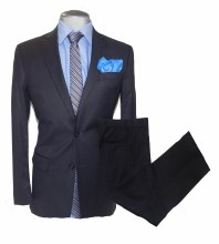 Eisenberg Shadow Stripe Suit