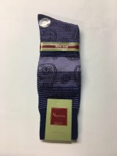Vannucci King Size Paisley Sock