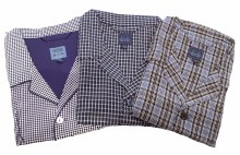 Majestic Assorted Check Pajama set