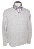 Milano V-Neck Cashmere Sweater