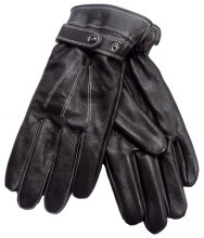 Summerfields Leather White Trim Glove