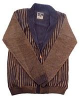 Fellows United Zip Fleece Lined Sweater