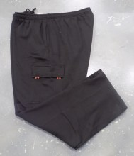 Big & Tall Cargo Fleece Pant