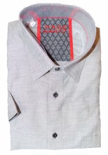 2205 Ink Short Sleeve Solid Sport Shirt