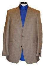 Jean-Paul Germain High Twist Wool Sportcoat