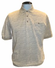 Banded Bottom Shirt Co. Knit Polo