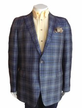 S.Cohen Sonny Plaid Sport Coat