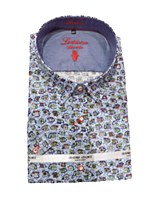 Luchiano Visconti Phone Tag Short Sleeve