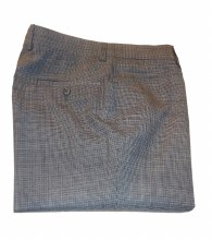 Riviera Franco Check Dress Pant