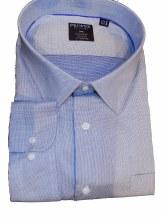 Summerfields Diamond Pattern Long Sleeve Dress Shirt
