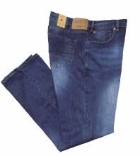 Black Bull Reg Rise Relaxed Worn Stretch Jean