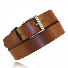 Boston Leather Oil Tanned Latigo Belt