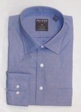 Summerfields Pin Dot Long Sleeve Dress Shirt