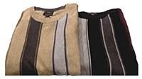 FX Fusion Colourblock Striped Sweater