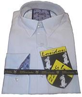 2205 Ink Texture Design Long Sleeve Sport Shirt