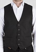 Luchiano Visconti Solid Suit Vest