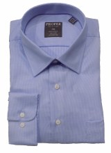 Summerfields Pin Dot No Iron Dress Shirt