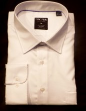 Summerfields Fine Herringbone No Iron Dress Shirt