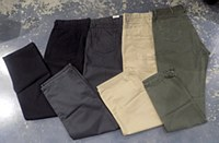 Rugged Wear Straight Cotton Pant