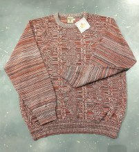 Summerfield Tonal Cable Knit Sweater