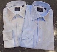 Summerfields Long Sleeve Check Dress Shirt