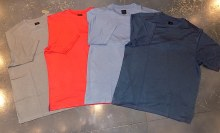 FX Fusion Crew Neck T-Shirt