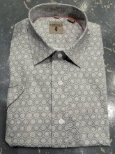 Summerfields Medallion Short Sleeve Shirt