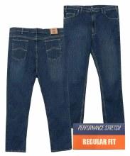 Summerfields Stretch Blue Wash Jean