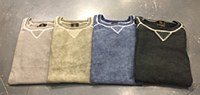 FX Fusion Contrast Stitch Sweater