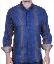 Luchiano Visconti Lesko Long Sleeve Sport Shirt