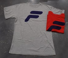 Fila Short Sleeve Screen T-Shirt Symbol