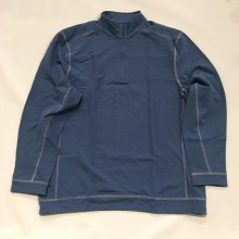 FX Fusion Qzip French Terry Pullover