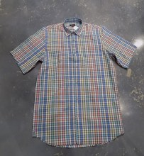 Jon Randall Plaid Short Sleeve Shirt