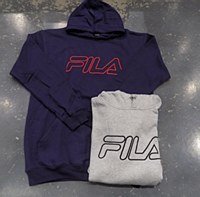 Fila Hooded Pullover Sweater