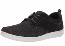 Dunham FitSmart Textile Upper Lace up Shoe