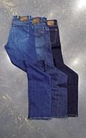 Mavi Stretch Custom Cut Jean