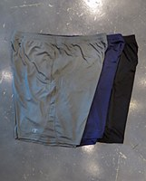 Champion, Double Dry Short
